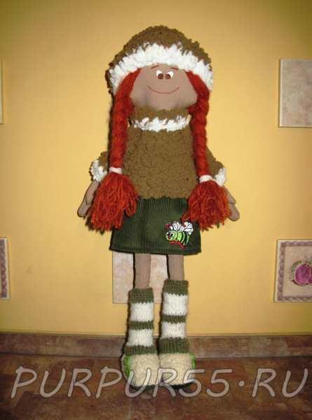 Кукла Зина