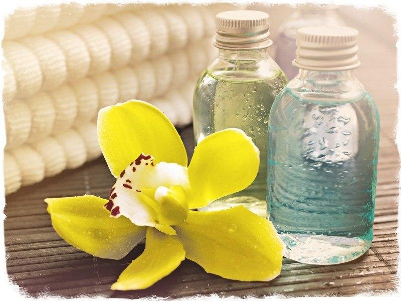 цветочные воды (гидролаты)